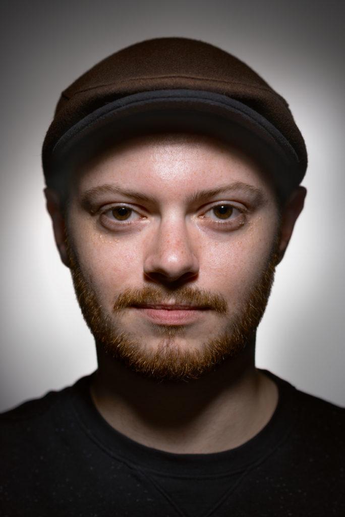 Porträt David